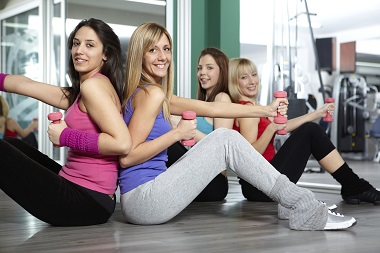 Blogilates bietet die ideale Alternative zum Fitnessstudio.